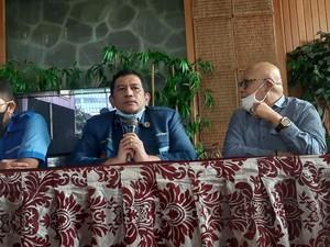 KMD Dorong Duet Moeldoko-Ibas Pimpin PD, Abaikan Hasil Survei