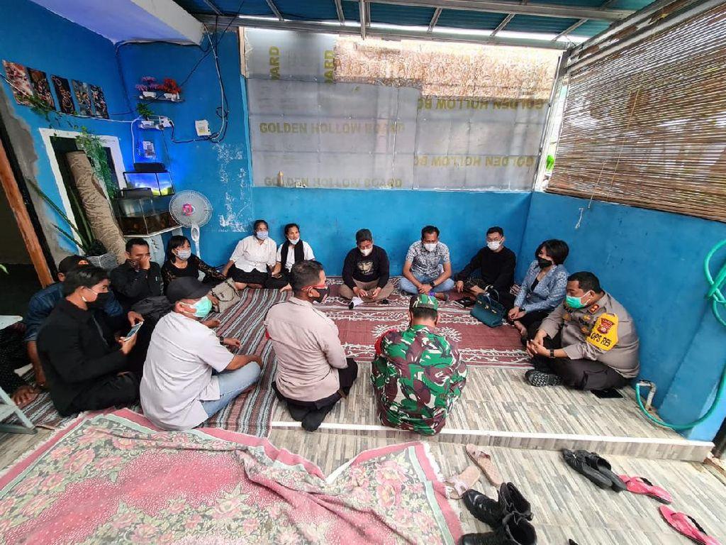 Kapolres Tangsel Siap Beri Beasiswa Anak-anak Korban Penembakan Bripka CS