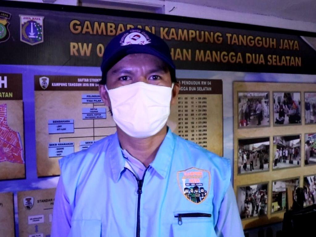 Warga Apresiasi Kampung Tangguh di Jakpus: Kasus COVID Turun Signifikan