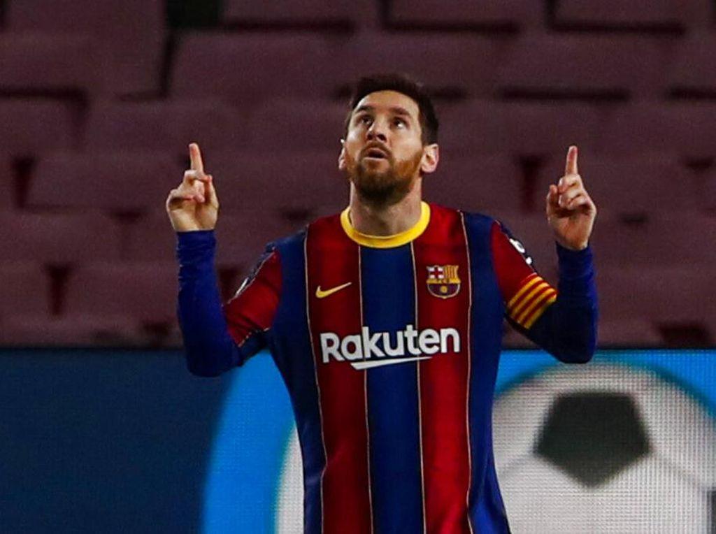 Kok Messi Doang yang Oke, Pemain Senior Barca Lainnya Mana?