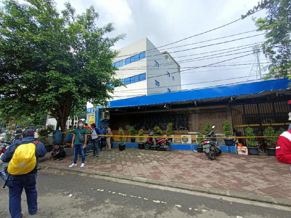 Polisi Ungkap Kondisi Manajer RM Cafe Korban Penembakan di Cengkareng