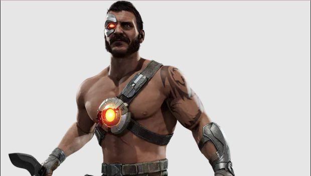 Karakter Mortal Kombat Kano