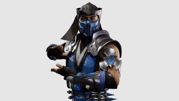 Karakter Mortal Kombat Sub-Zero