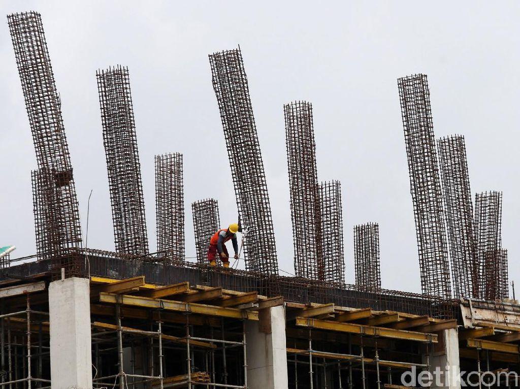 Pembangunan Rusunawa PIK Pulogadung Terus Dikebut