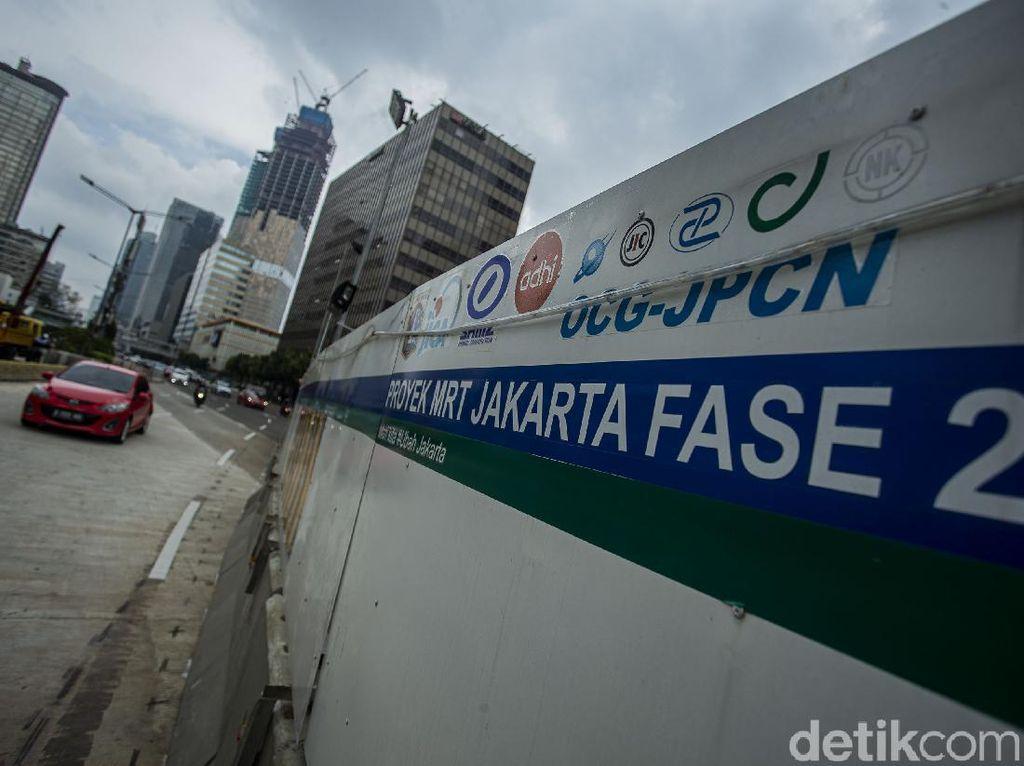 Ada Proyek MRT Fase II, Dishub DKI Rekayasa Lalin Mangga Besar-Kota Tua