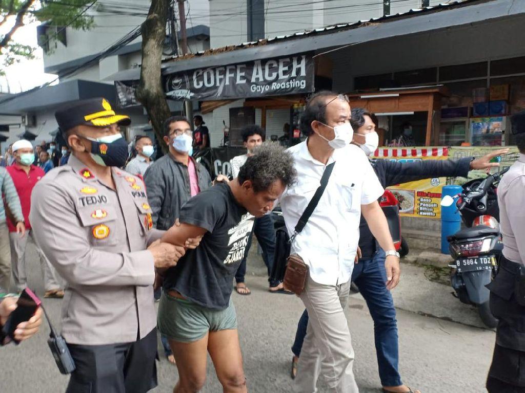 Emosi Sesaat Bikin Pria Matraman Tusuk Anggota TNI
