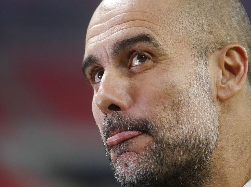 Man City Juara Liga Inggris: Guardiola Sudah Menangi 31 Piala