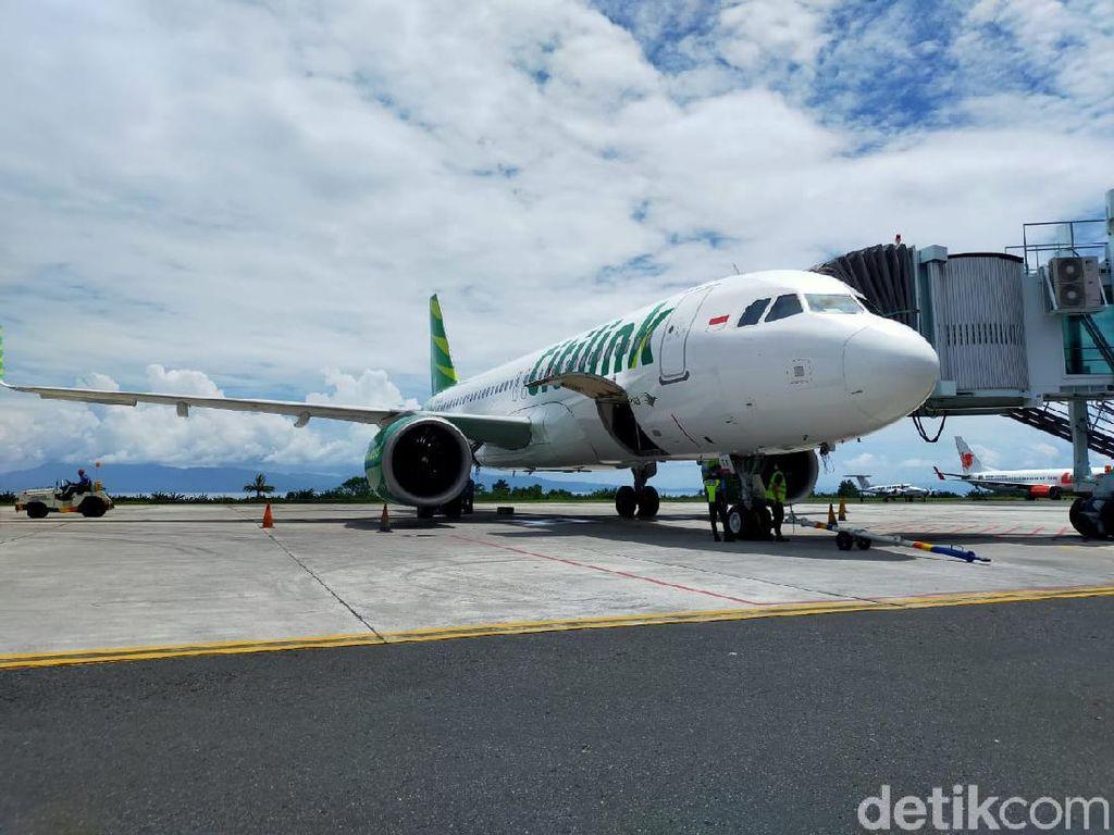Rute Pesawat Jakarta-Ternate Jadi Perjalanan Alternatif untuk Wisatawan