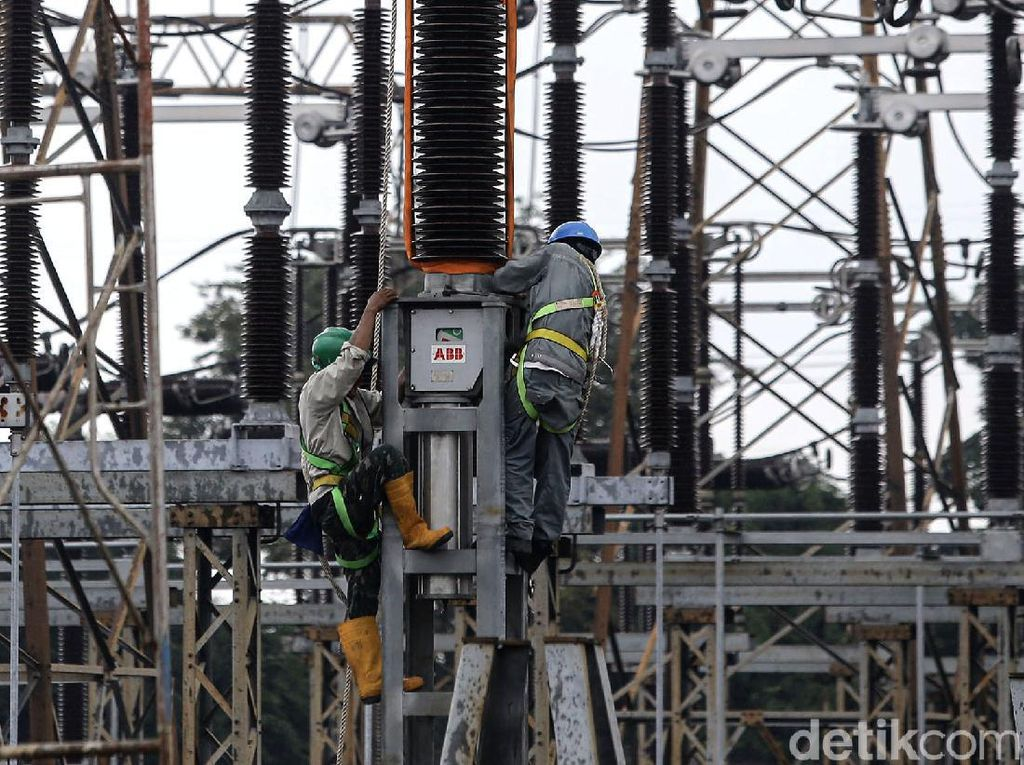 PLN Lakukan Pemeliharaan GITET Sistem Jawa-Bali