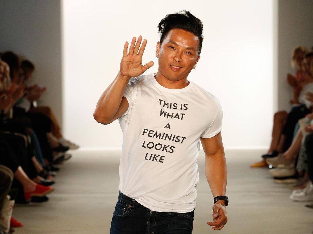 Desainer Dunia Bersatu Lawan Aksi Rasialisme Terhadap Orang Asia di AS