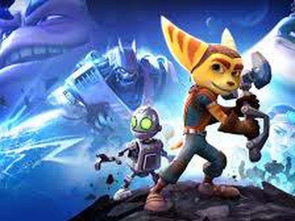 Asyik, Sony Gratiskan Game Ratchet & Clank Buat Gamer PS4