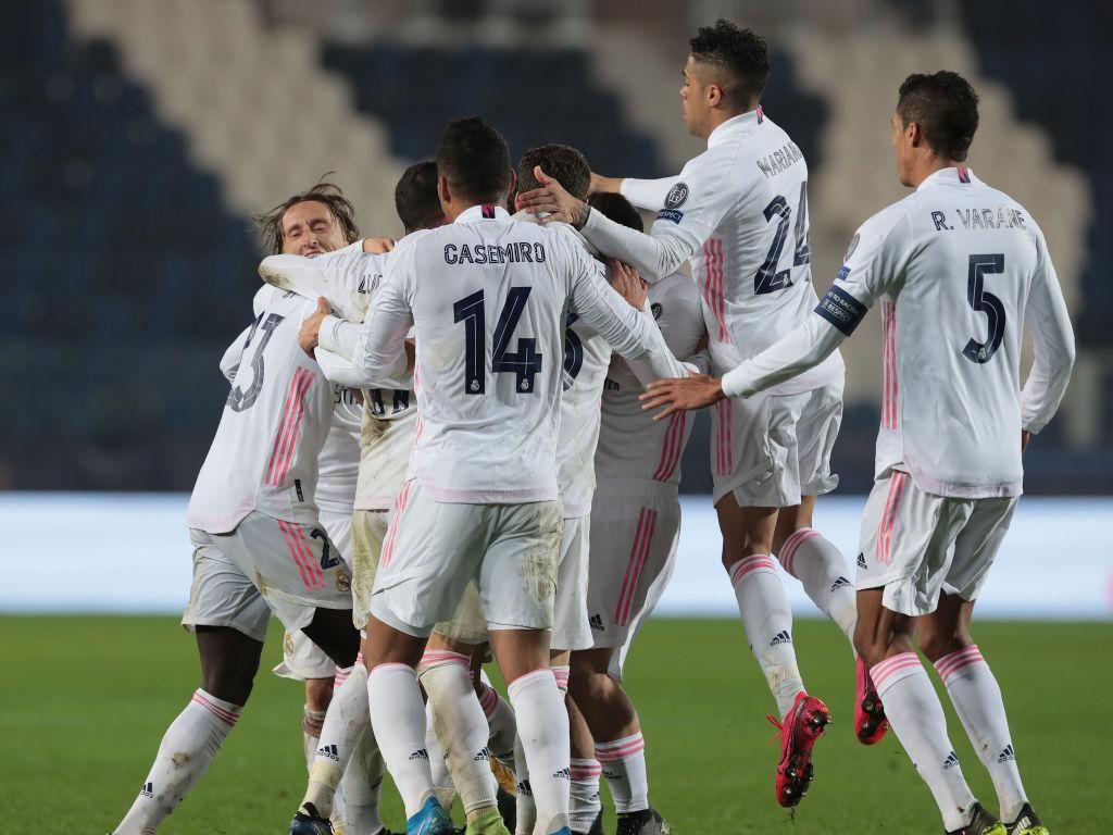 Top! Madrid Sudah 100 Laga di Fase Gugur Liga Champions