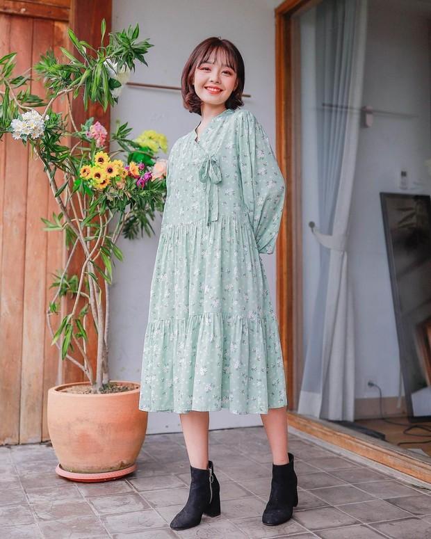 Dressofia yang menghadirkan berbagai outfit dengan sentuhan hanbok.