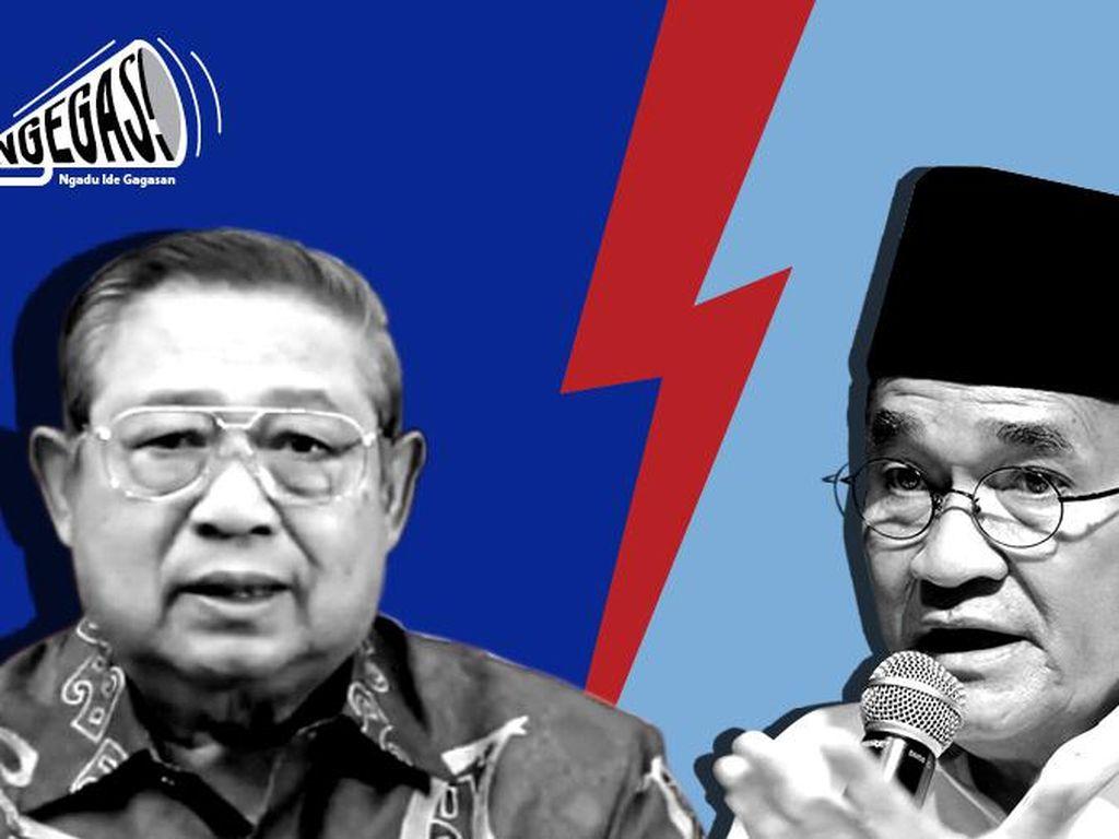 SBY Bilang PD Not For Sale, Ruhut Sebut Tak Ada yang Mau Beli