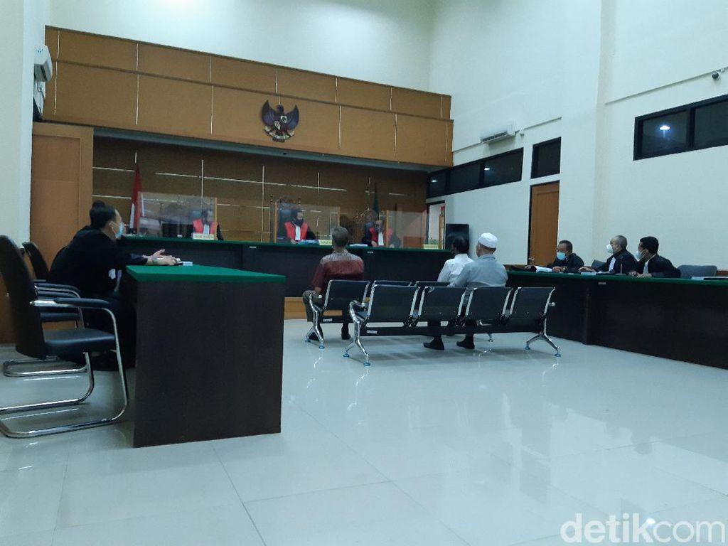 Korupsi Pembangunan JLS Cilegon, Eks Kadis PU Dituntut 3 Tahun Penjara