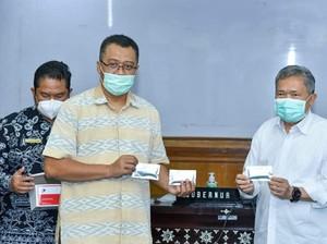 Enram, Alat Rapid Test Antigen Buatan Lokal NTB yang Tak Kalah Canggih
