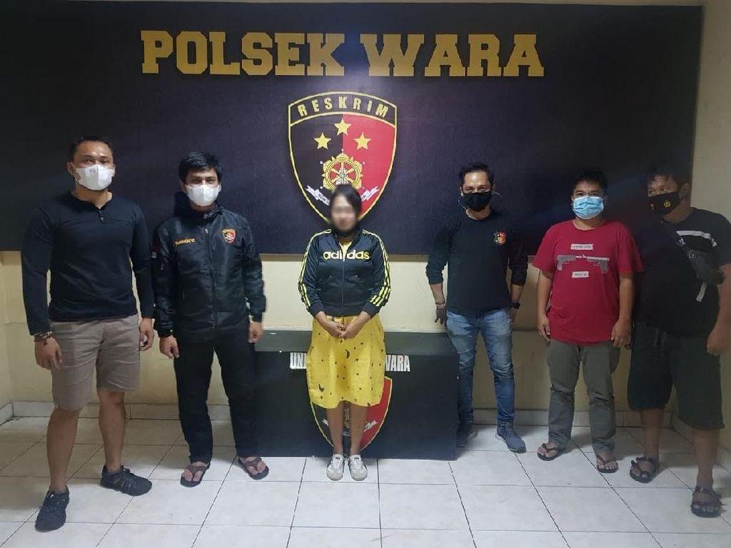 3 Tahun Jadi Buron, Wanita di Sulsel Gelapkan Mobil Rental Ditangkap