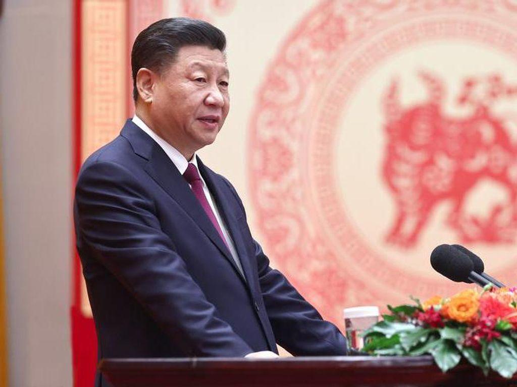 Keras! Xi Jinping Berantas Akun Trader Bitcoin Cs