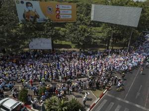 Warga Protes Pergantian Pejabat, Polisi Myanmar Berjaga-Jaga di Yangon