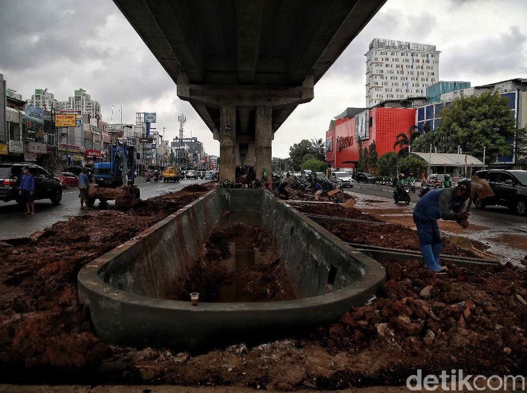 Begini Cara DKI Atasi Banjir di Ibu Kota