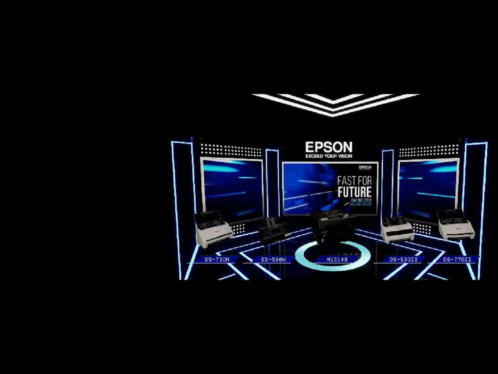 Epson Rilis Printer dan Scanner untuk UKM, Apa Keunggulannya?