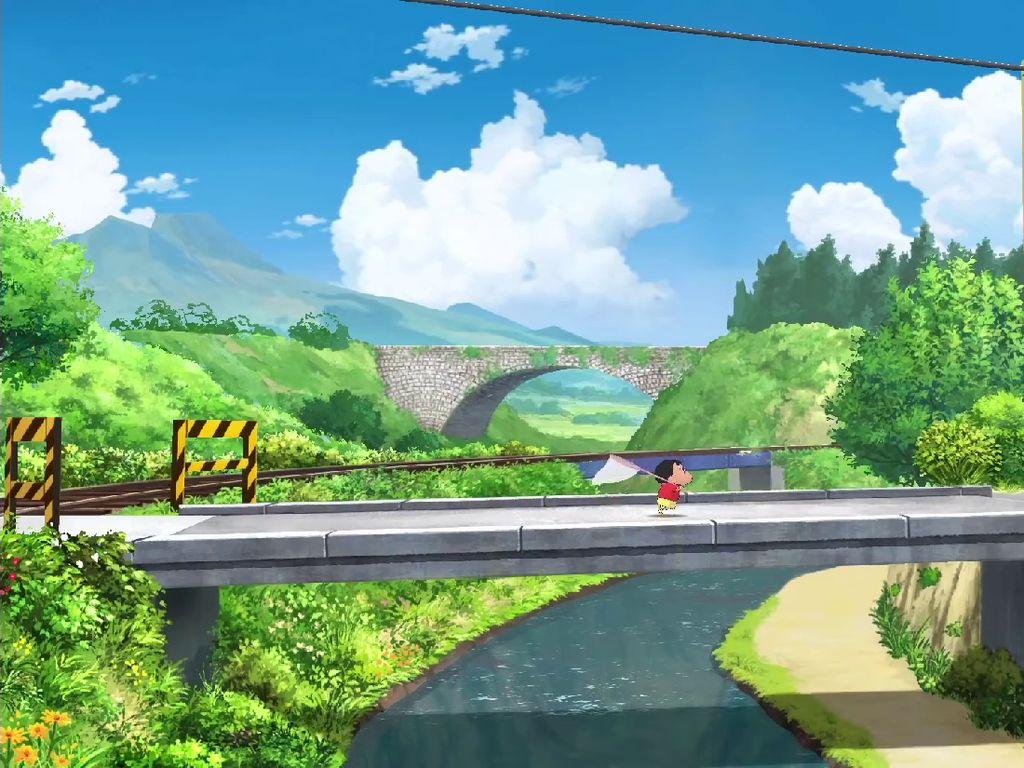 Game Baru Crayon Shin-Chan Bakal Sambangi Nintendo Switch