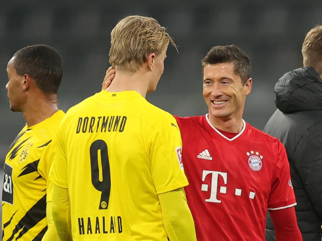 Jadwal Liga Jerman: Bayern Vs Dortmund, Duel Striker Monster
