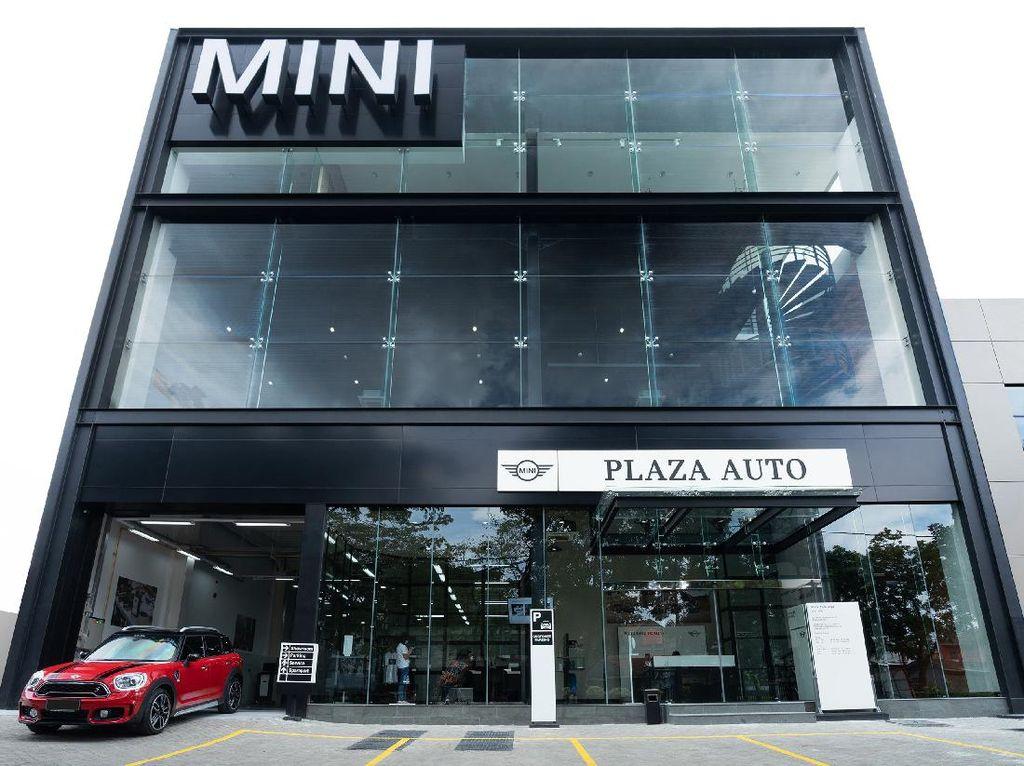 MINI Countryman ALL4 Kit Edition Sapa Bandung