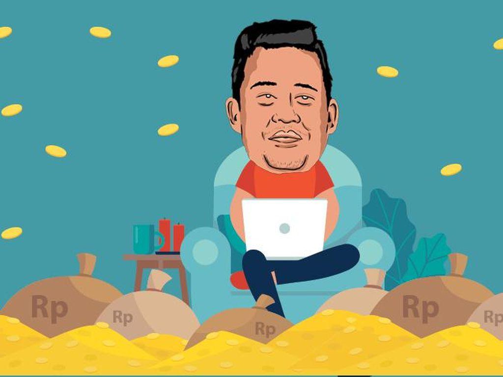 Mengintip Harta Bobby Mantu Jokowi yang Baru Jadi Wali Kota Medan