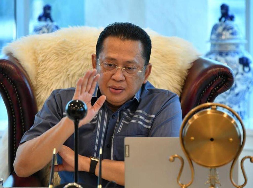 Ketua MPR: Tak Ada Pembahasan Masa Jabatan Presiden 3 Periode!