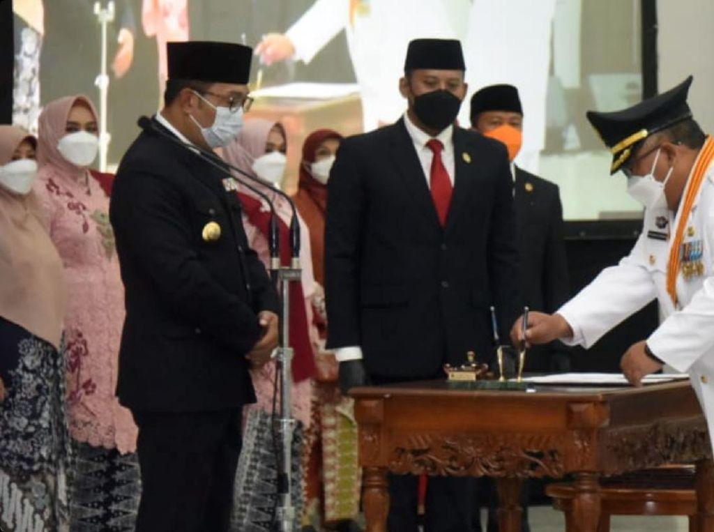 Kembali Pimpin Sukabumi, Marwan: Program Akan Kami Optimalkan
