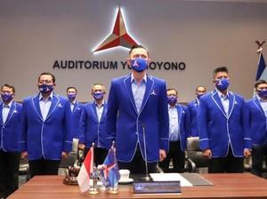 PD Pecat Aktor Penggagas KLB, Jhoni Allen Marbun hingga Darmizal