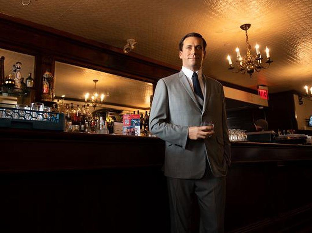 Ketika Patung Lilin Madame Tussauds Ikut Makan di Restoran Ikonik di New York
