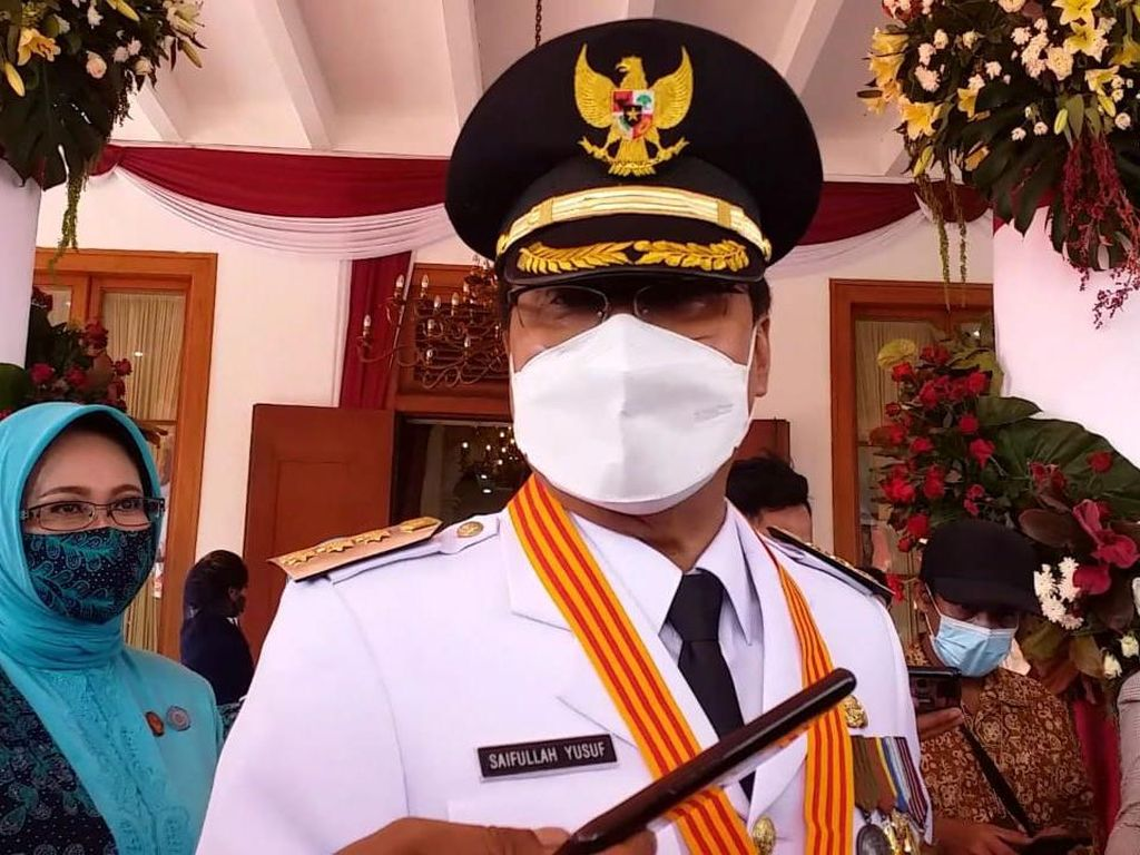 Gus Ipul Jadi Wali Kota Pasuruan: Siap Jadi Anak Buah Gubernur
