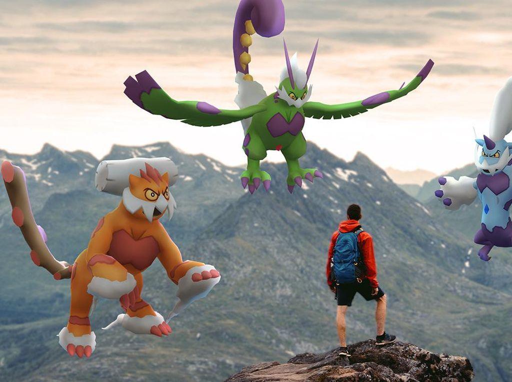 Siap-siap! Banjir Bonus di Event Season Baru Pokemon Go Maret Ini