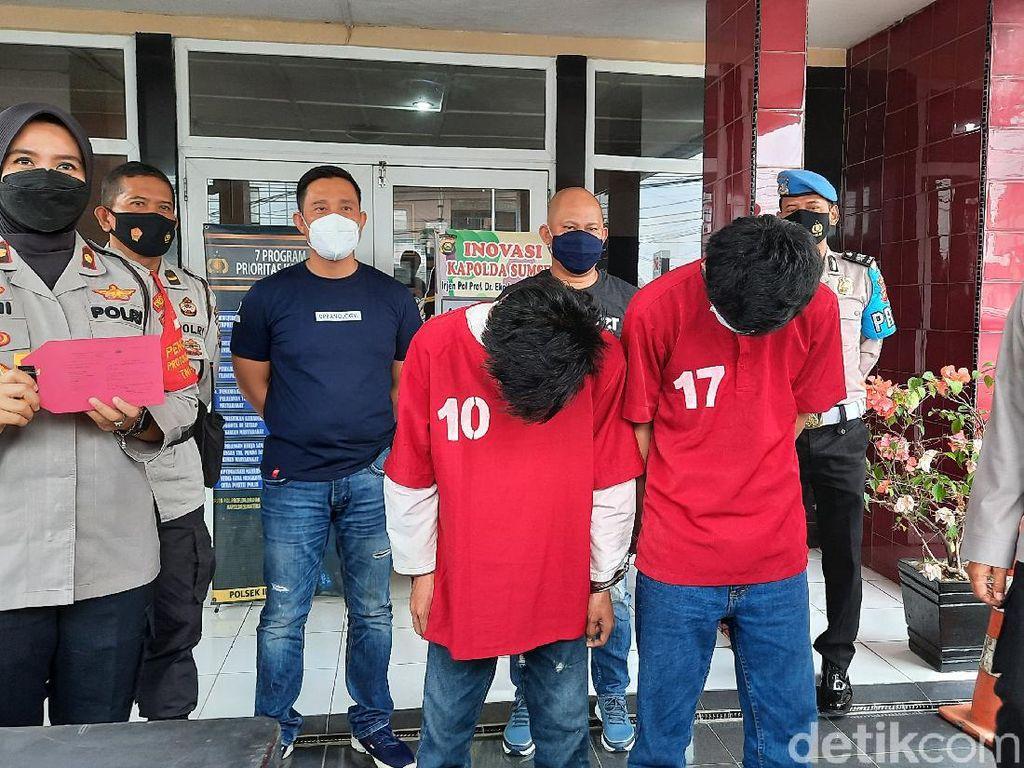 Keroyok Teman Gegara Utang, Polisi Amankan 2 Pelajar di Palembang