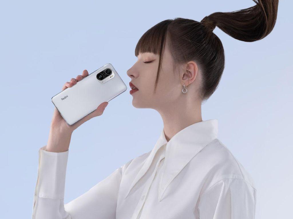 Ini Redmi K40, Ponsel Gahar Harga Rp 4 Jutaan