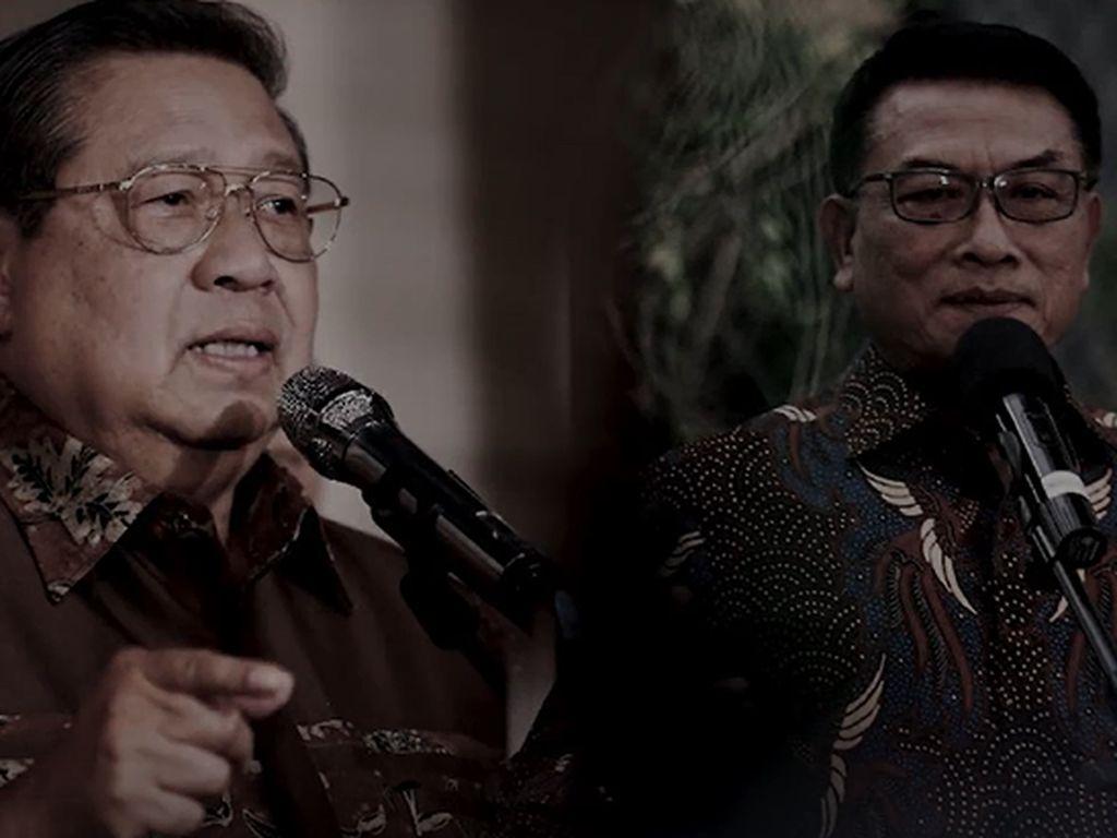Makna Mendalam Pidato SBY soal Moeldoko: dari Bahasa hingga Gerakan Mata