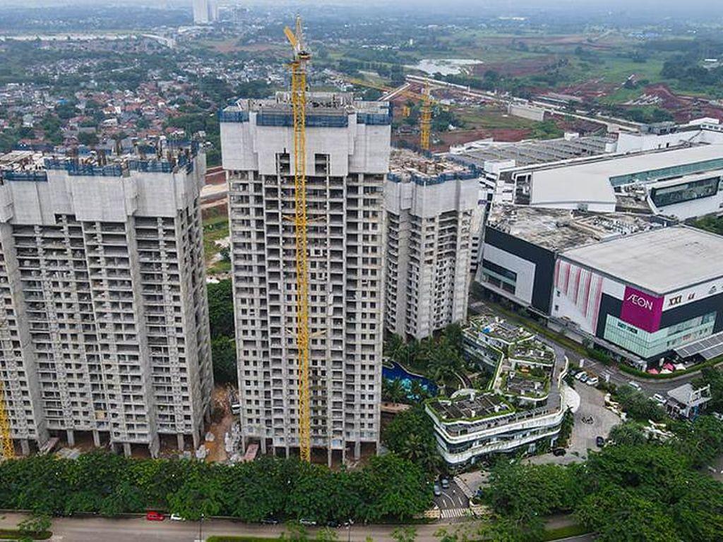 Proyek Sky House BSD+ Dijadwalkan Topping Off Fase 2 Maret 2021