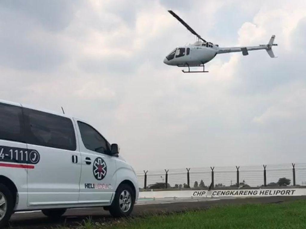 Hindari Macet Naik Taksi Terbang, Tarifnya Mulai Rp 8 Juta