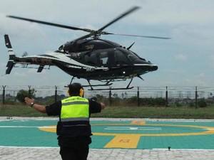 Bandara Soetta Sediakan Taksi Terbang, Ini Wilayah yang Dilayani