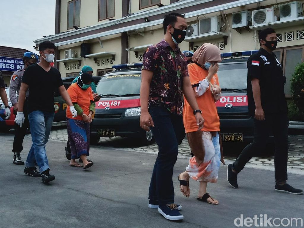 Ditangkap, Pelaku Penculikan Bocah Viral di Klaten Ternyata Ibu-Anak