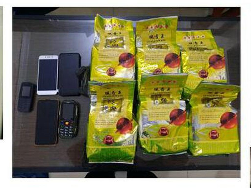 3 Pengedar Narkoba di Binjai-Deli Serdang Ditangkap, 6 Kg Sabu Disita