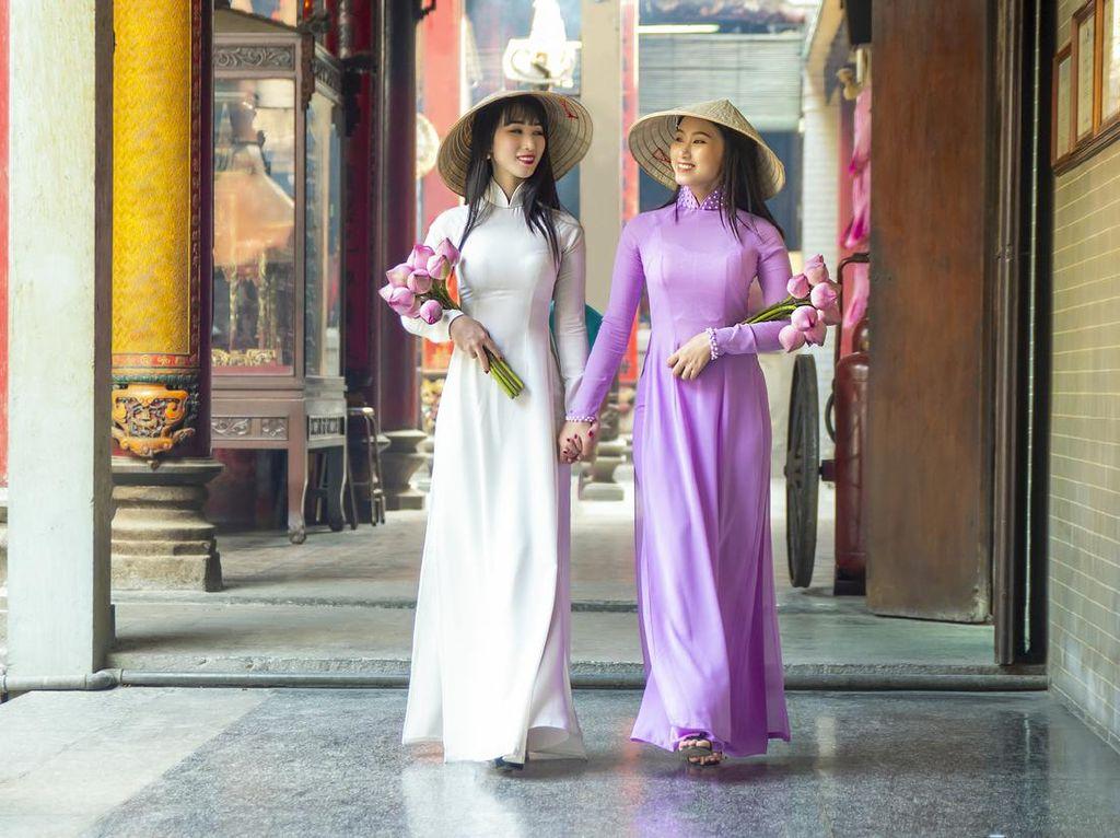 Mengenal 5 Pakaian Tradisional Wanita Vietnam