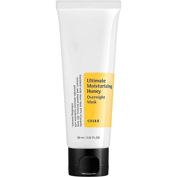 Cosrx Ultimate Moisturizing Honey Overnight Mask (sumber : amazon.com)