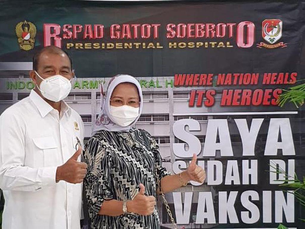 Wakil Ketua DPD: Penemuan Vaksin Anak Bangsa Harus Didukung