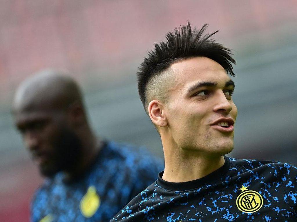 Lautaro Martinez: Barcelona Masa Lalu, Inter Milan Masa Depanku