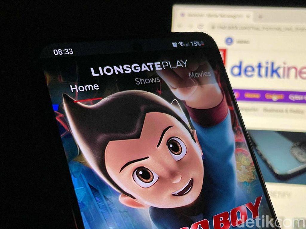 Saingi Disney+, Lionsgate Play Pasang Tarif Murah di Indonesia