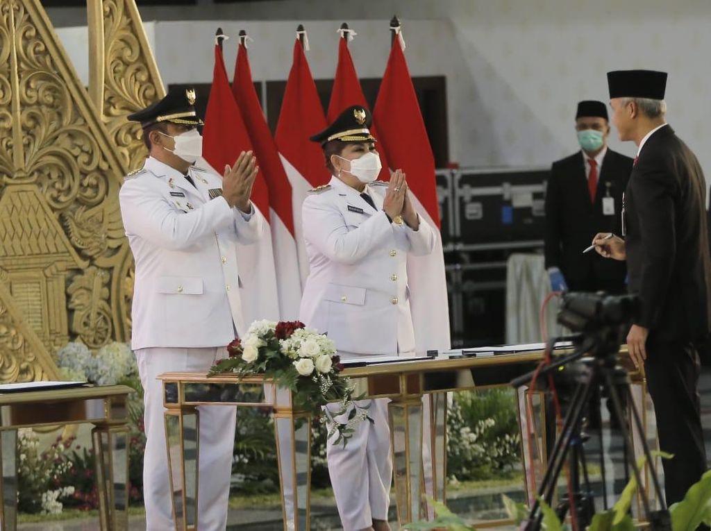Dilantik Periode Kedua, Ini Program Jangka Pendek Wali Kota Semarang
