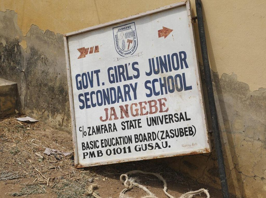Kelompok Bersenjata Culik 200 Siswa dari Sekolah di Nigeria